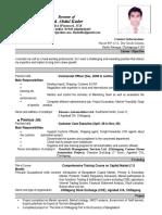 16628647 Resume of Kader