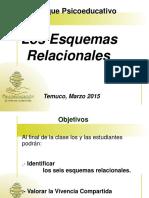 esquemas relacionales