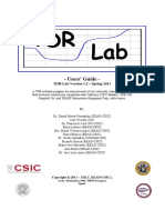 TDR Lab v.1.2.3 User Guide