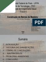 Construção de barcos de madeira3