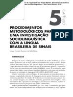 Metodologia SociolinguíStica LS