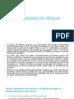 Mesianidad de Yeshua