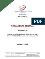reglamento uladech