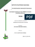 Controlador Senoidal para motor PMBLDC en tracción de vehículos eléctricos.pdf