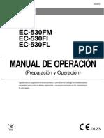Endoscopio Fujinom EC-530FM  EC-530 FI  EC-530FL.pdf