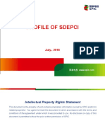 Profile SDEPCI 2018 Eng.