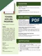 CV YohanaAdelinaPasaribu