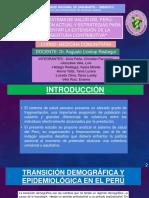 El Sistema de Salud Del Perú Exposición (1)