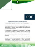 Condicionamiento Instrumental o condicionamiento Operante - copia.docx
