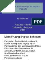 PSDAT-1-Konsep & Masalah PSDA