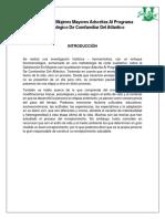 INVESTIGACION IV Satisfacción En Mujeres Mayores Adscritas Al Programa Gerontológico De Comfamiliar Del Atlántico (1).docx