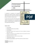 Listado bibliográfico de fuentes primarias para el Nuevo Reino de Granada.docx