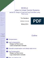 Lead Lag Compensation Root Locus.pdf