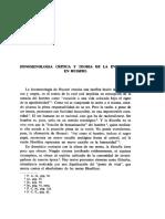 fenomenologia critica y teoria de la evidencia en husserl.PDF