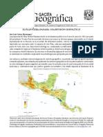 Geopolitica Del Plan Puebla Panama