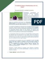 Inventos Que Resolveran Problemas en El Perú 2