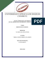 Monografía Final Sucesiones