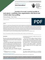 British Journal of Oral and Maxillofacial Surgery Volume 52 issue 7 2014 [doi 10.1016%2Fj.bjoms.2014.04.018] Schaudy, Christian; Vinzenz, Kurt -- Osteoplastic reconstruction of severely resorbed maxil-1.pdf