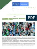 Minambiente Reglamenta La Gestión de Residuos de Envases y Empaques en Colombia _ Ministerio de Ambiente y Desarrollo Sostenible