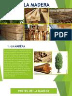 Diapositiva Madera