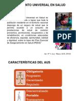 IPRESS - IAFAS - Redes - Intercambio Prestacional