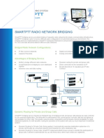 SmartPTT Radio Network Bridging Flyer Eng