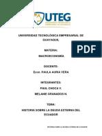 deuda externa del ecuador proyecto.docx