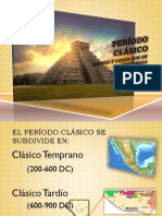 Logro de los mayas