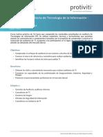 Curso - Taller Auditoria Interna de Tecnología de La Información - Nivel Inicial