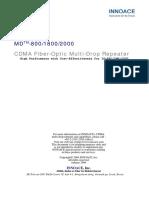 Fiber Optic Repeater