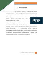 Concreto No Confinado y Concreto Confinado Según Los Estudios de Mander