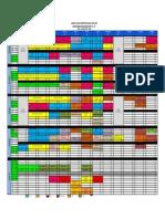 Jadwal Kuliah DTI Gasal 2018-2019 R4 Mhs