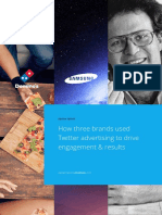 eBook Brands Using Twitter for Engagement