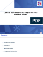 Camera based rear view display for four wheeler.pptx