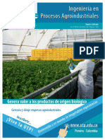 Ingenieria en Procesos Agroindustriales