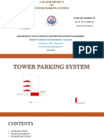 ppt on tower parking system