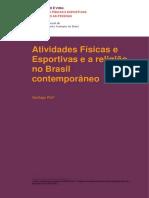 Atividades Físicas e Esportivas e Religião Santiago