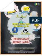 Poster Resiko Jatuh