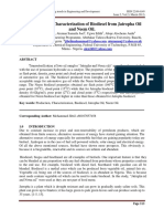 Jurnal 2 Production and Characterization of Biodiesel from Jatropha Oil and Neem Oil..pdf