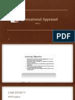 4.Organisational Appraisal.pptx