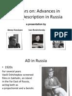 AD in Russia