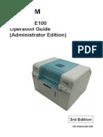 DE100 Operation Guide (Administrator) 3rd Edition.pdf