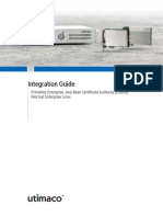 PrimeKey PKI Appliance Operations Manual