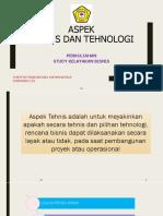 04. Tehnis Dan Tehnologi 1 - 4