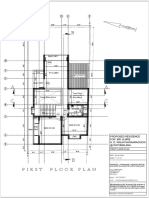 First Floor Plan 26.09.2018