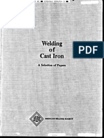 AWS - Welding of Cast Iron - Papers.pdf