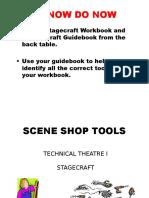 Stagecraft Tools
