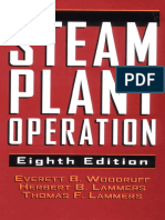 Steam Plant Operation 8th Edition.pdf