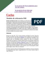 Modelo de Referencia OSI Expo