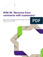 Ifrs 15 Revenue From Contracts With Customers Grant Thornton Eng
